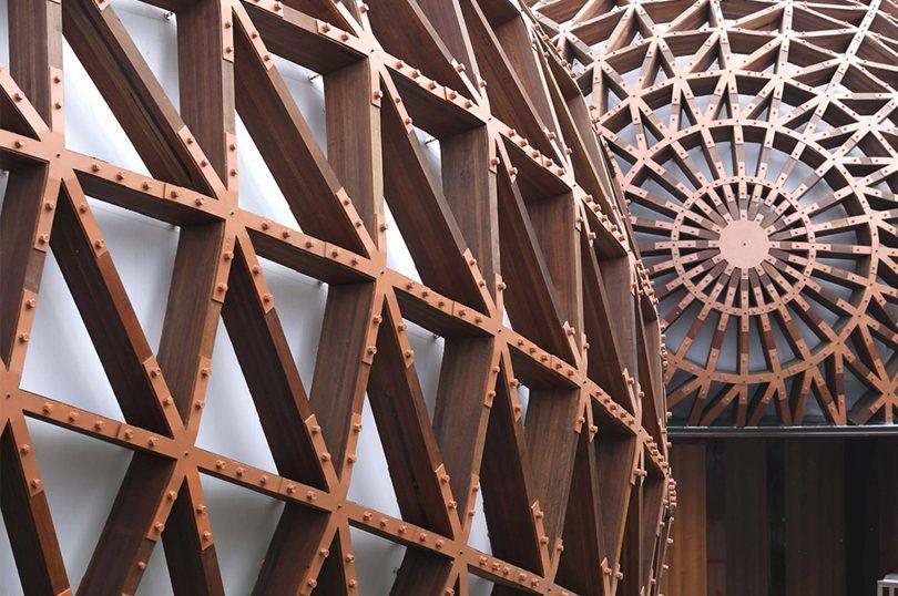 Malaysian pavilion expo milano 2015 construction plus asia for Expo milano 2017