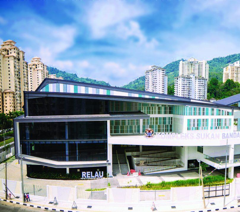 City Council Of Penang Island (MBPP) Relau Sports Complex