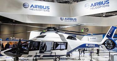 Airbus has started building its first helicopter assembly plant in Qindao, China