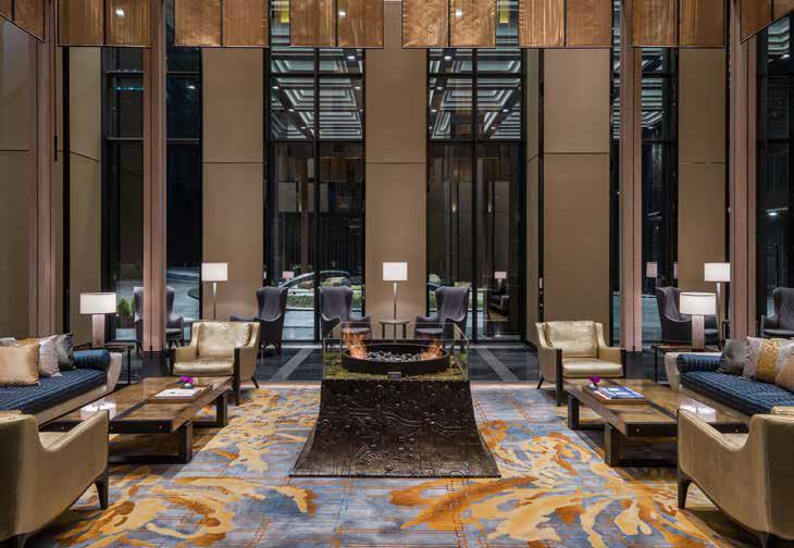 Regional Interiors Four Seasons Hotel Seoul