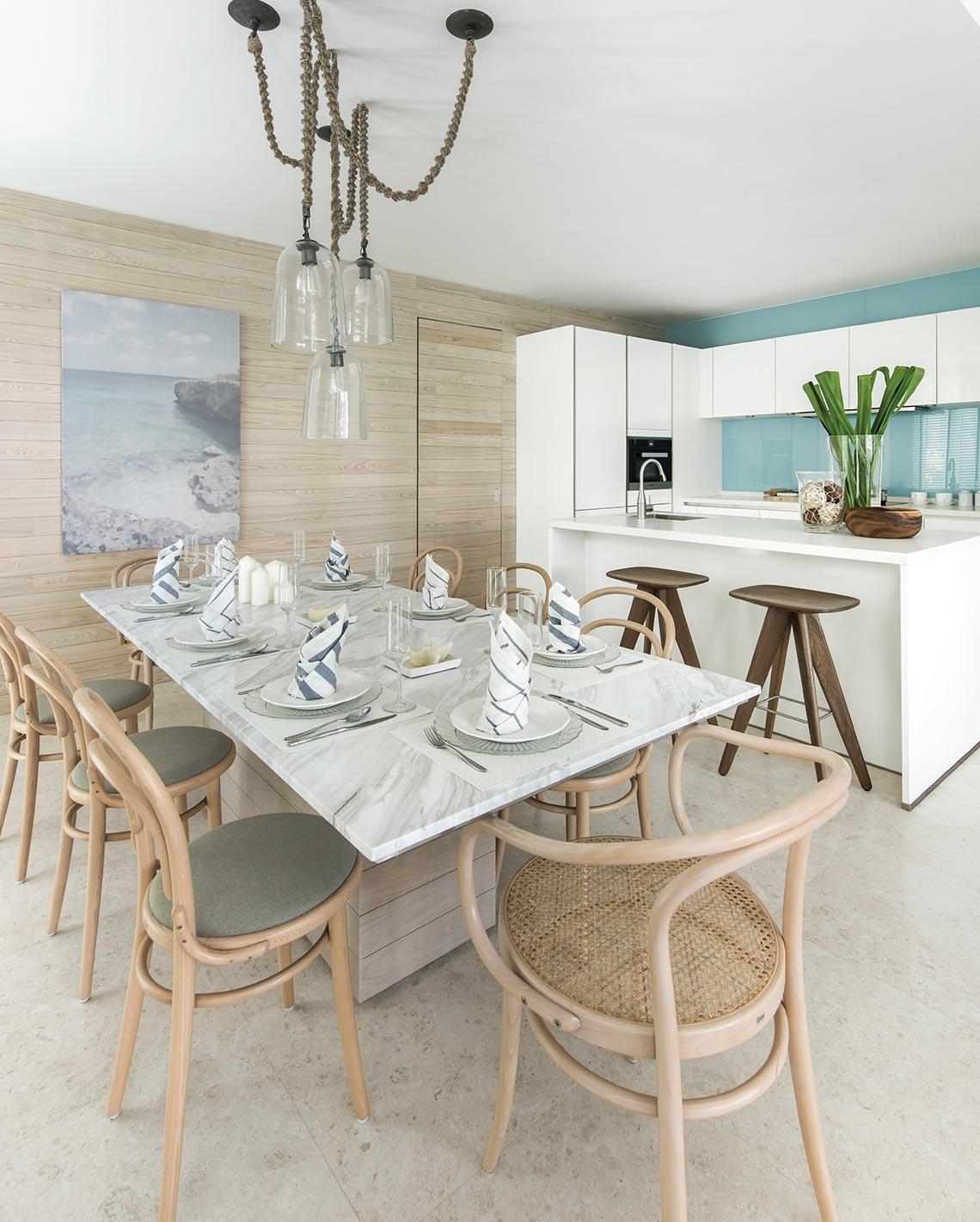 Modern Caribbean on Emerald Bay - Construction Plus Asia
