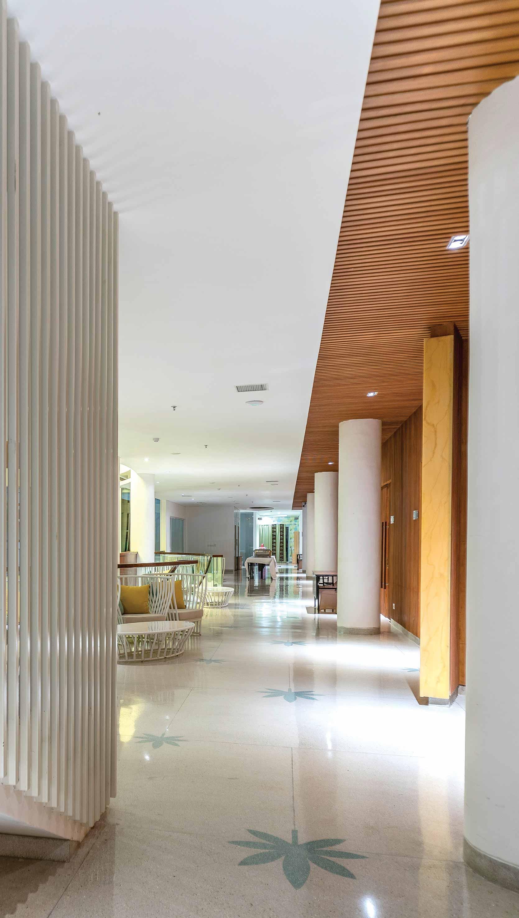 Amarta Hills Hotel And Resort - Construction Plus Asia