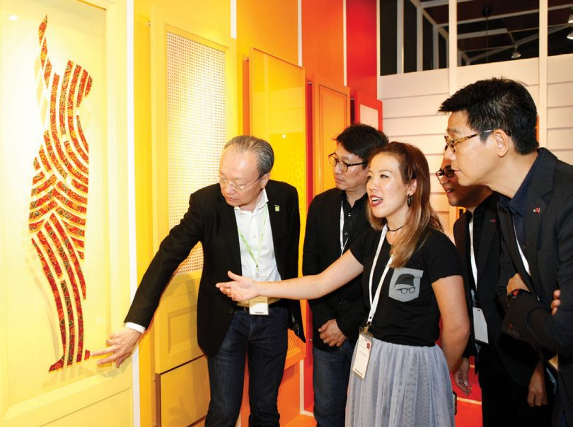 Reka Interior Exhibition 2017 Construction Plus Asia