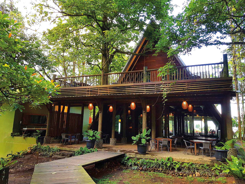 Taman Wisata Alam Telaga Warna Construction Plus Asia