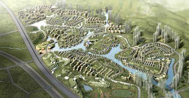 Eco Park Master plan - RMJM