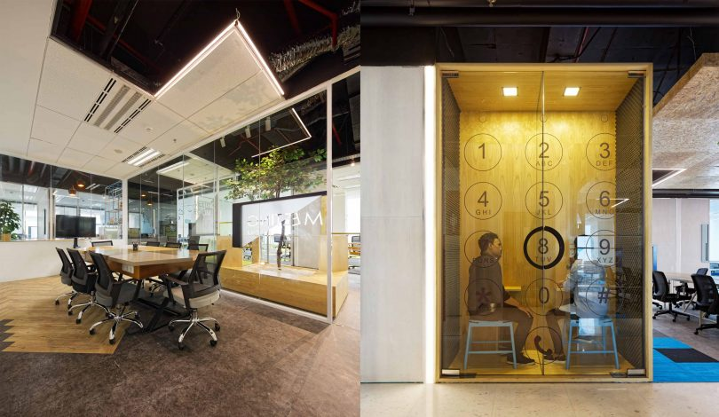 Cocowork Coworking Space - Construction Plus Asia