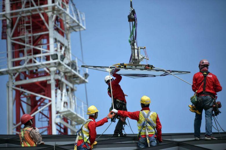 Singapore Construction