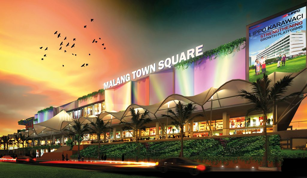 1 Malang Townsquare Construction Plus Asia