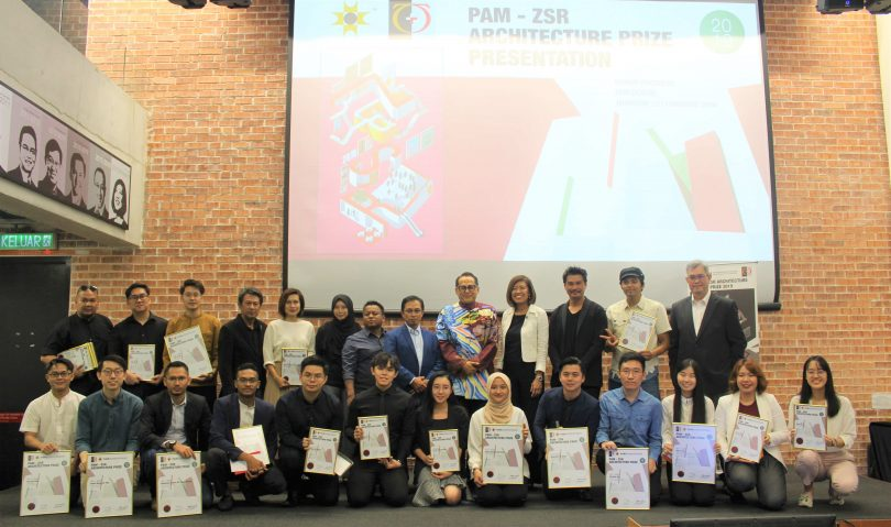 Group Photo With All Finalists and Winners