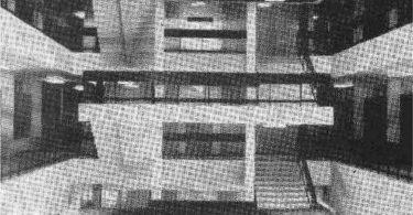 Bangunan Getah Asli atrium in 1964